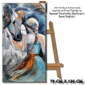 Kadın ve At tablo, TABLO 03